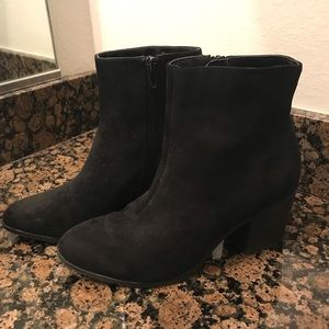 Forever 21 Shoes - Faux Suede Boots